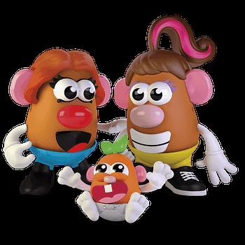 Mr. &#038 Mrs. Potato Head No More: Brand Goes Gender Neutral