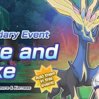 Xerneas and Yveltal Arrive in Pokémon Masters EX Legendary Event