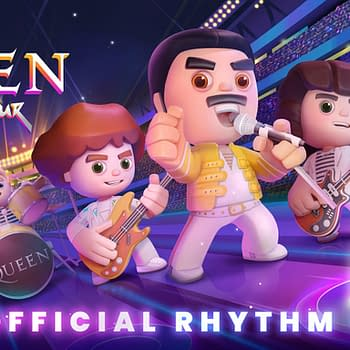 Gameloft Releases The Queen: Rock Tour Mobile Game