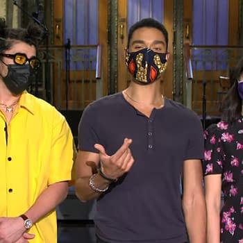 Saturday Night Live: Goodbye Regé-Jean Page Hello Regé-Jean Bunny