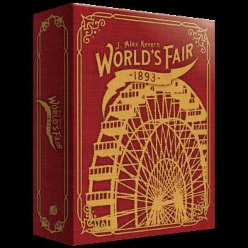 Renegade Game Studios Reveals New Version Of World's Fair 1893