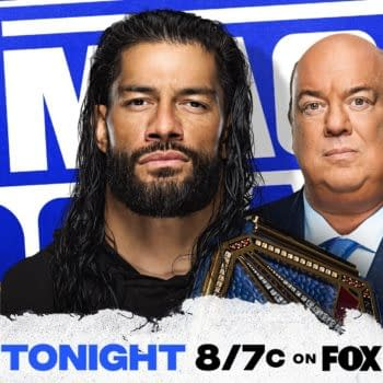 The Big Dog Roman Reigns is set to appear on WWE Smackdown tonight.