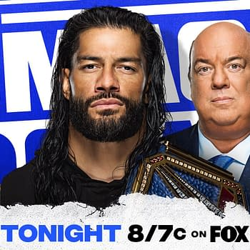 Roman Reigns Announcement Set for WWE Smackdown Tonight