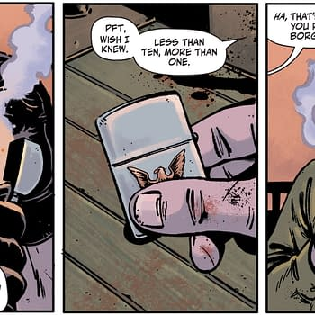Rorschach Presidential Candidate Turley First Appeared In Watchmen #2