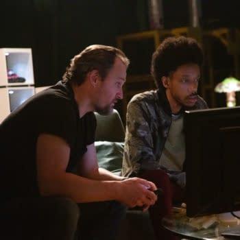 Silk Road: Darrell Britt-Gibson on Film, Chemistry with Jason Clarke