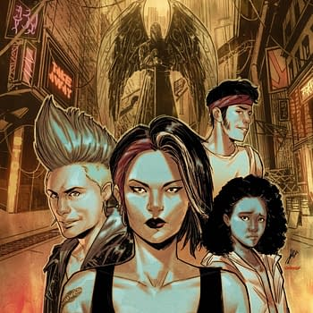 Silver City Launches Babyteeth Returns Aftershock May 2021 Solicits