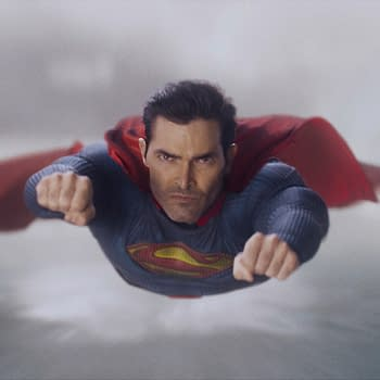 Superman &#038 Lois: Supes Knows Whos His Daddy Now New Key Art Released
