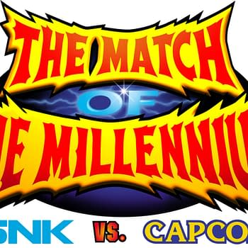 SNK Vs. Capcom: The Match of The Millennium Gets A Launch Trailer