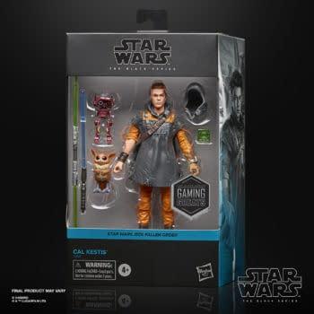 Star Wars Jedi: Fallen Order Cal Kestis Gets New Figure From Hasbro