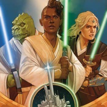 PrintWatch Update: Star Wars High Republic #1 Gets Fourth Printing