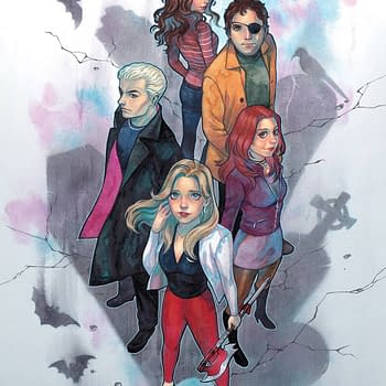 Everything You Knew About Buffy Was Wrong in Boom May 2021 Solicts