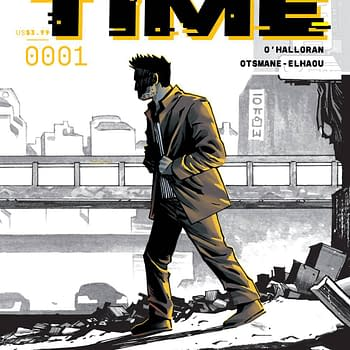 Looper Meets Saga- Declan Shalvey Writes Time Before Time From Image