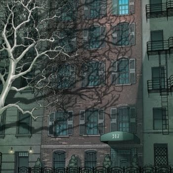 "Alan Moore's ""Watchmen Of Horror"" Providence Compendium In June"