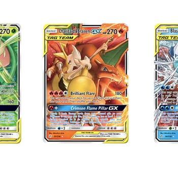 Tag Team GX Pokémon Cards Of Pokémon TCG: Cosmic Eclipse Part 1