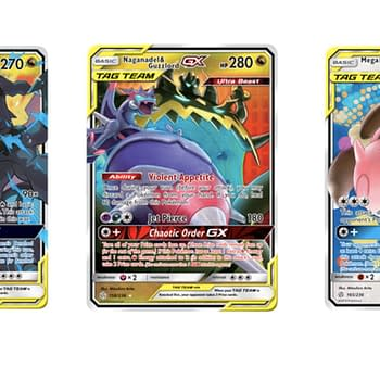 Tag Team GX Pokémon Cards Of Pokémon TCG: Cosmic Eclipse Part 3