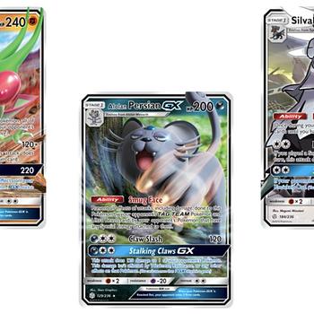 The GX Pokémon Cards Of Pokémon TCG: Cosmic Eclipse Part 2