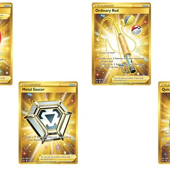 The Secret Rare Gold Cards Of Pokémon TCG: Sword &#038 Shield Part 2