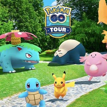 The Shiny Pokémon That Will Release During Pokémon GO Tour: Kanto