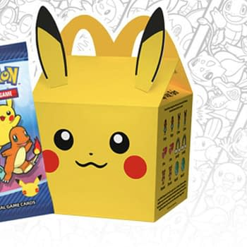 McDonalds Pokémon TCG Cards Selling For High Prices Online