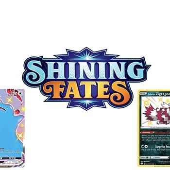 The New Shining Fates Pokémon TCG Set Hits Shelves Today