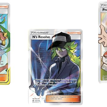 The Full Art Trainer Cards Of Pokémon TCG: Cosmic Eclipse Part 2