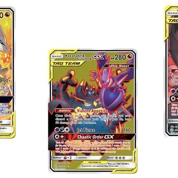 The Full Art Pokémon Cards Of Pokémon TCG: Cosmic Eclipse Part 5