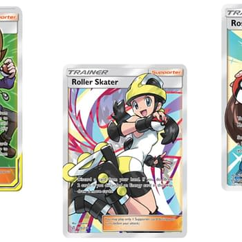 The Full Art Trainer Cards Of Pokémon TCG: Cosmic Eclipse Part 3