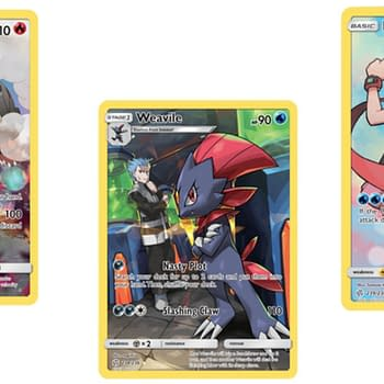 The Secret Rare Character Cards Of Pokémon TCG: Cosmic Eclipse Part 1
