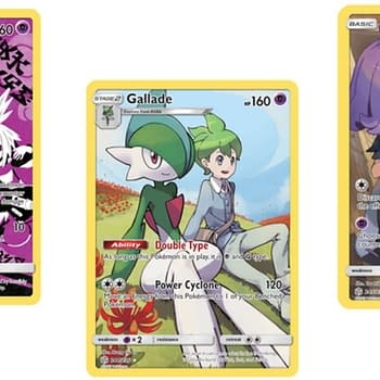 The Secret Rare Character Cards Of Pokémon TCG: Cosmic Eclipse Part 3