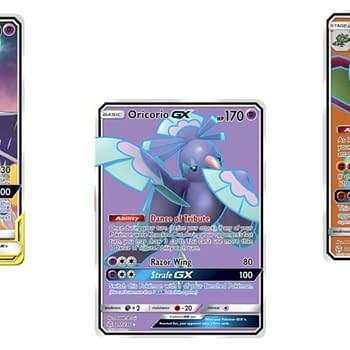 The Full Art Pokémon Cards Of Pokémon TCG: Cosmic Eclipse Part 3