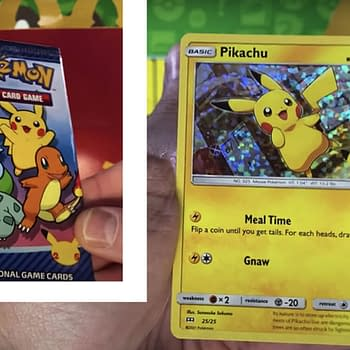 McDonalds Celebrates Pokémons 25th Anniversary With Exclusive Cards
