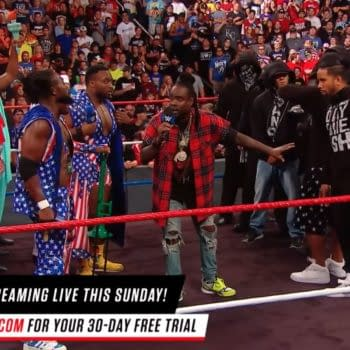 Big E, Renee Paquette Nearly Convinced Wale to Try Fish on a Bagel
