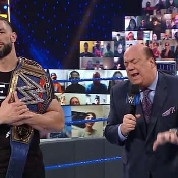 Roman Reigns to Defend Title Against Winner of Elimination Chamber
