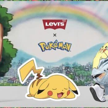 Celebrate Pokémon's 25th Anniversary With the New Levi's Collection