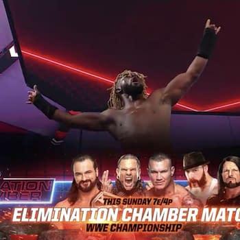 KofiMania 2? Kofi Kington Added to Elimination Chamber Title Match