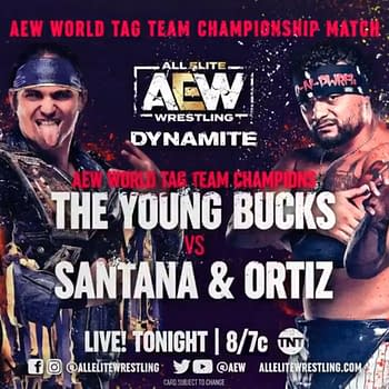 Updated AEW Rankings Preview for Tonights Episode of Dynamite