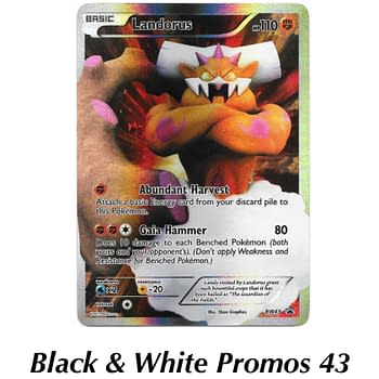 TCG Spotlight: Some Of The Best Landorus Pokémon Cards