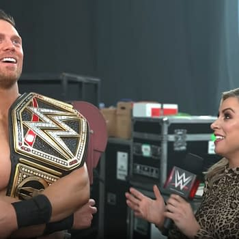The Miz Doesnt Care What the Internet Thinks of His Championship Win