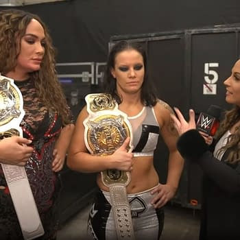 Shay-Nia: Jax and Baszler Declare Themselves WWEs Top Champs