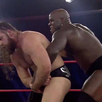 Impact Results: Beleaguered Moose Defends the TNA Championship