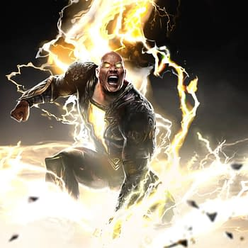 DC Comics To Rename Black Adam As&#8230 SHAZADAM Not Joking