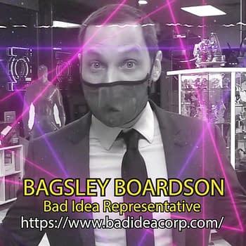 Bad Idea Video Presentation To ComicsPRO Today To Make $8.7 Million
