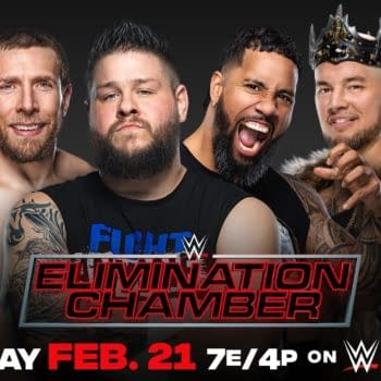 Cesaro and five other Smackdown stars will battle inside the Elimination Chamber for a chance to job out to Roman Reigns.