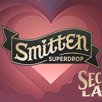Magic: The Gathering Announces Secret Lair: Smitten And We Are
