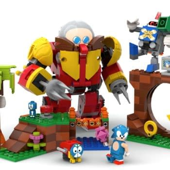 Sonic the Hedgehog Green Hill Zone LEGO Set Coming Soon