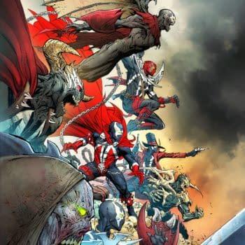Todd McFarlane Announces Spawn Universe - 3 New Comics at ComicsPro