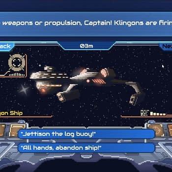 Scopely Launches Star Trek: Kobayashi Maru Browser Game