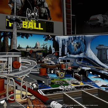Zen Studios Unveils Star Wars Pinball VR