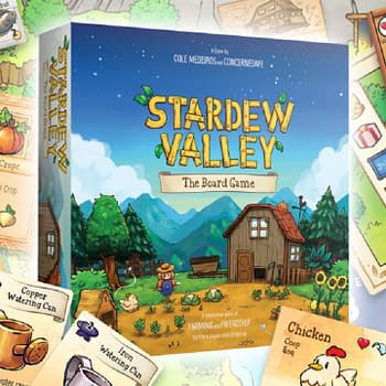 Stardew Valley Now Has An Official Board Game Out Today