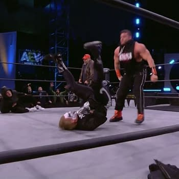 AEW Dynamite Video Highlights: Brian Cage Powerbombs Sting and More